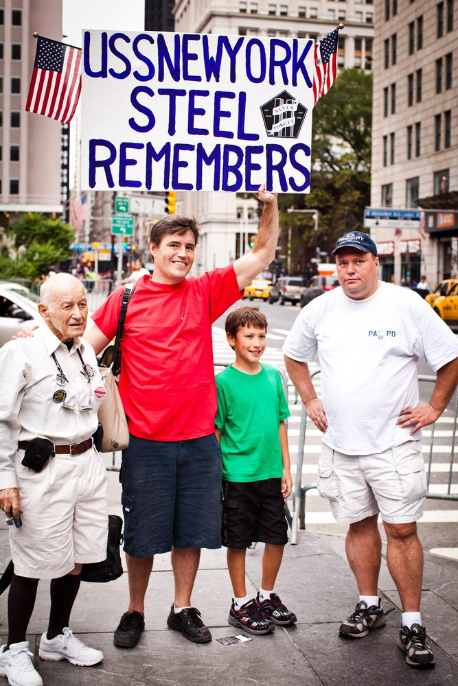 September 11; memorial