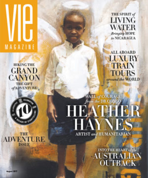 VIE Magazine - The Adventure Issue - August 2017