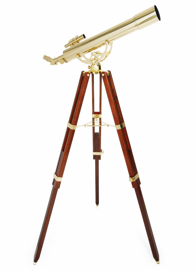 Celestron Ambassador 80 AZ Brass Telescope C'est la Vie The Adventurer 2017
