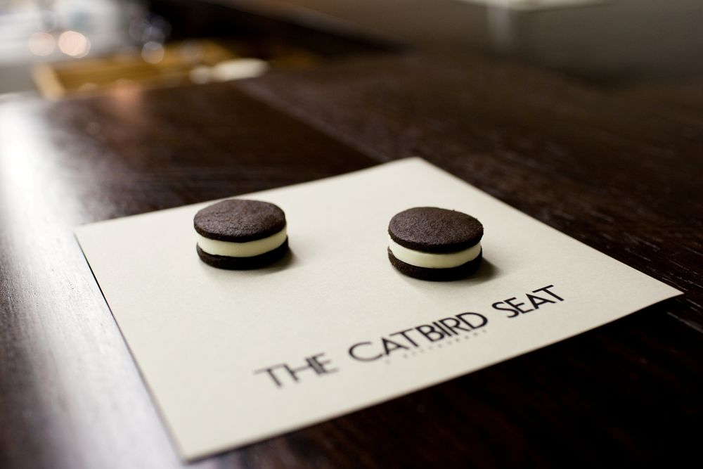 The Catbird Seat Restaurant Dessert Nashville Tennessee VIE Magazine Top Ten Restaurants 2017