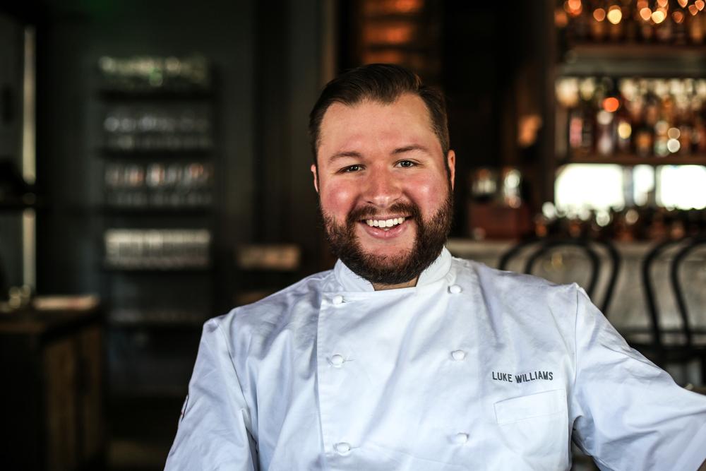 Chef Luke Williams The 404 Kitchen Nashville Tennessee VIE Magazine 2017