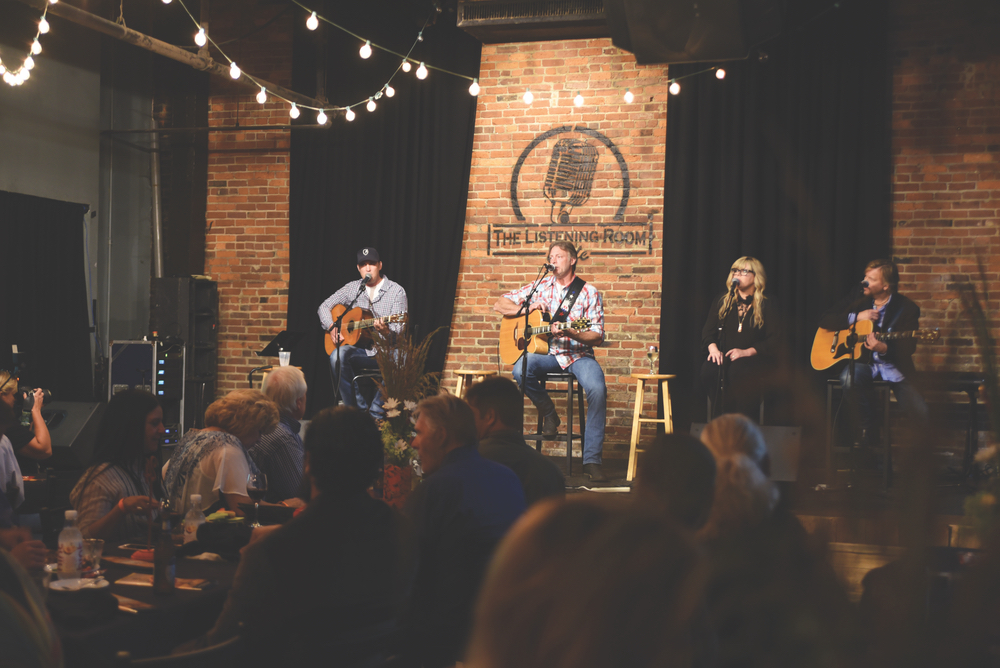 The Listening Room Cafe in Nashville TN