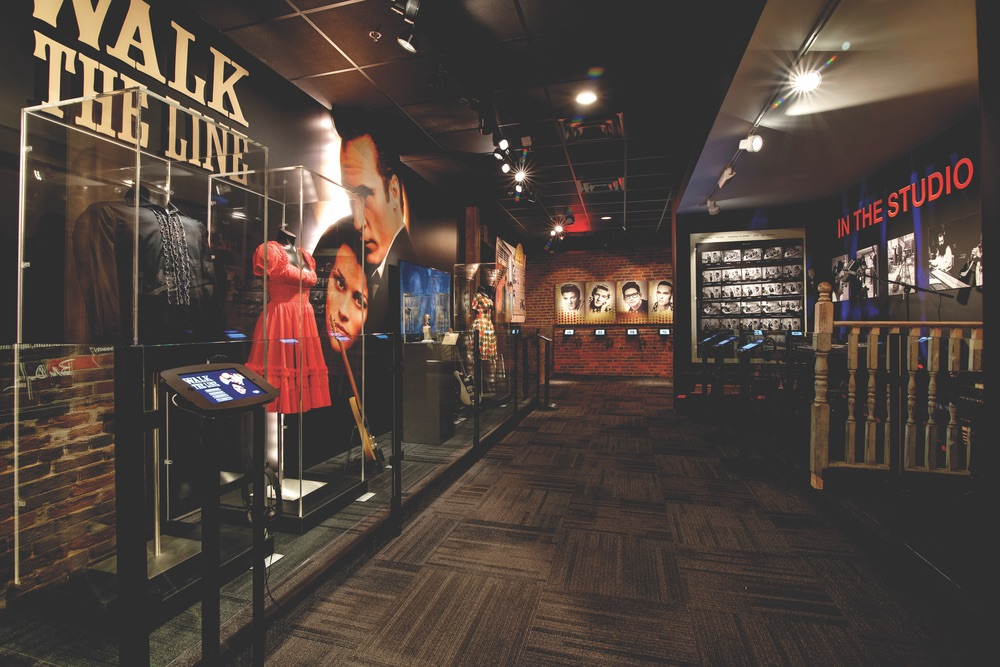 Johnny Cash Museum Nashville Tennessee VIE Magazine 2017 travel hot spot legendary celebrity country music