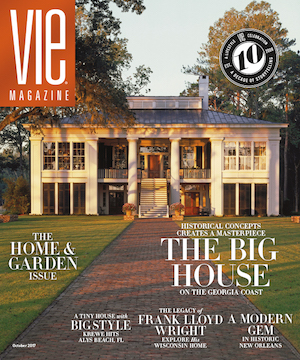 VIE Magazine - October 2017 Home & Garden Issue