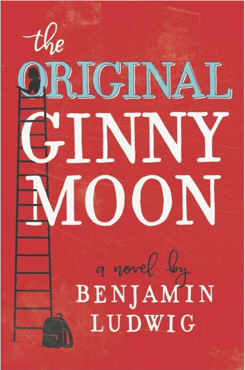 Ginny Moon by Benjamin Ludwig book cover