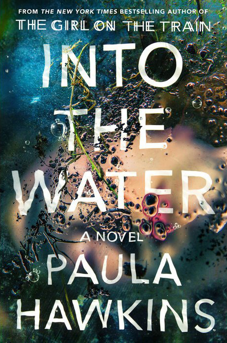 Into the Water by Paula Hawkins book cover