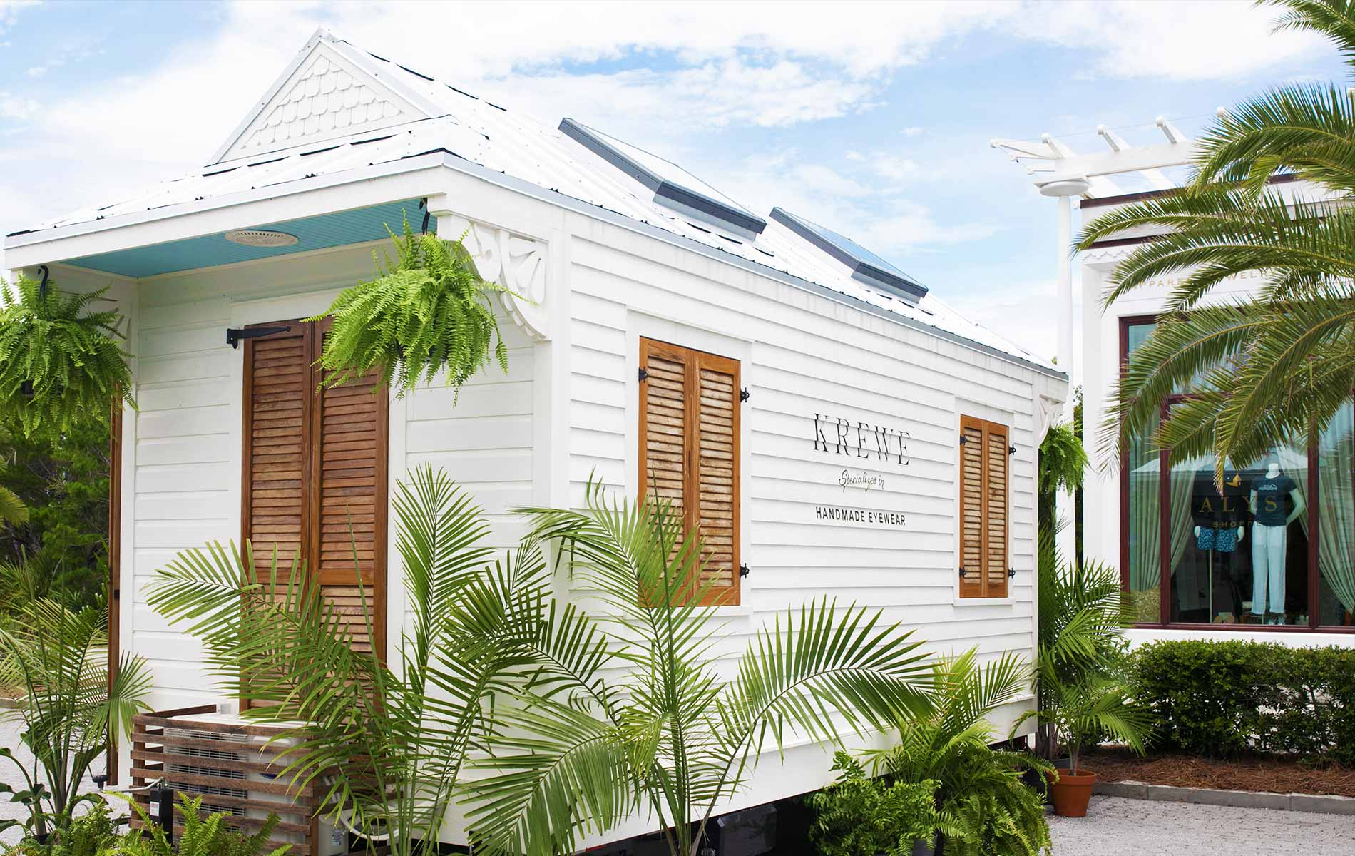 The Krewe Tiny House in Alys Beach, VIE Magazine Home Issue