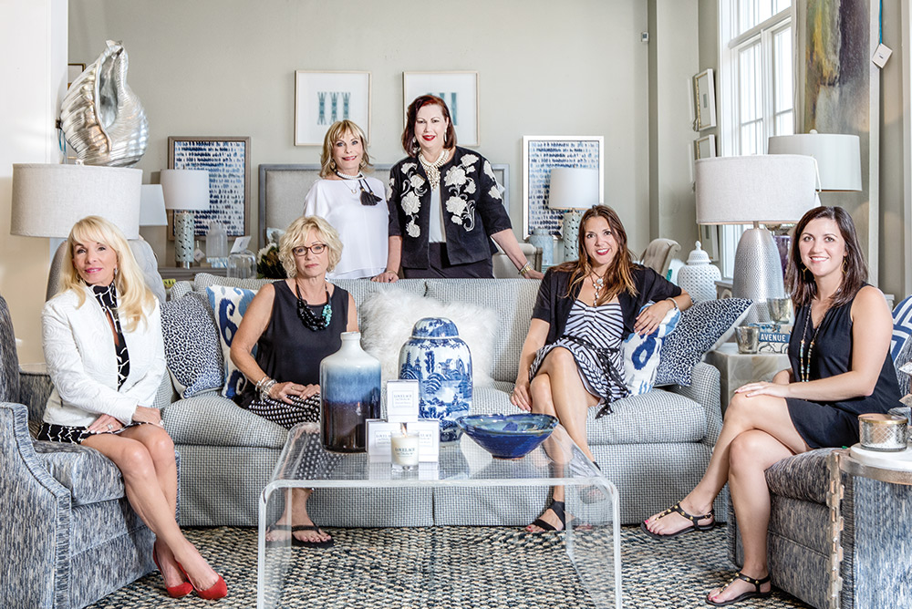 Lovelace Interiors design team dynamic team Interior design Susan Lovelace Home and Decor