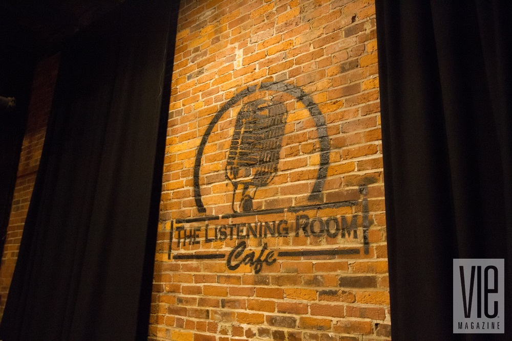 Many thanks to The Listening Room Cafe for hosting our amazing