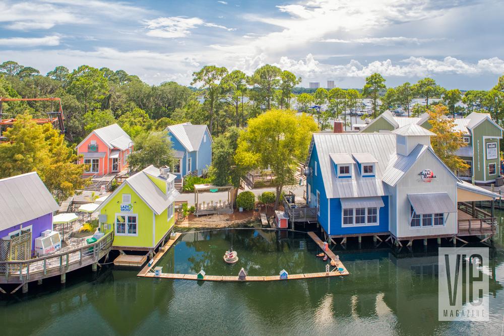 Gorgeous view of The Village of Baytowne Wharf VIE Magazine November 2017