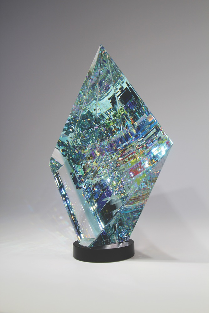 Jack Storm Glass Art VIE Magazine