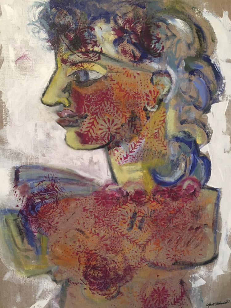 Marti Schmidt Art, Anima I