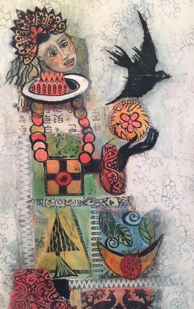 Marti Schmidt Art, Talisman One