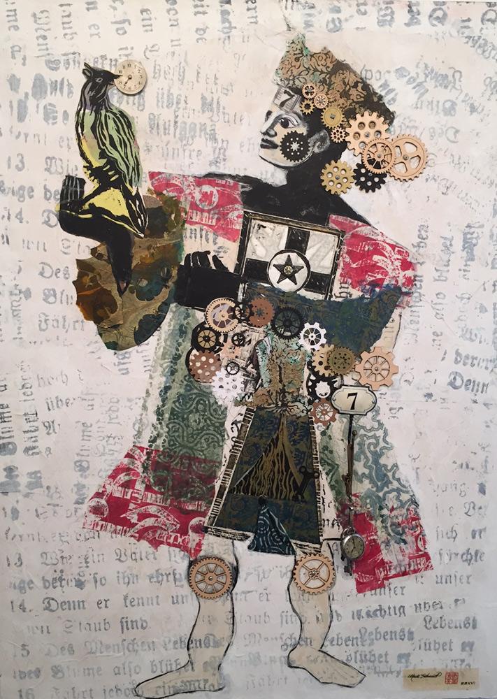 Marti Schmidt Art, Talisman Seven