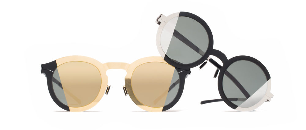 Mykita Studio2.1 Sunglasses black or gold Cest la VIE November 2017