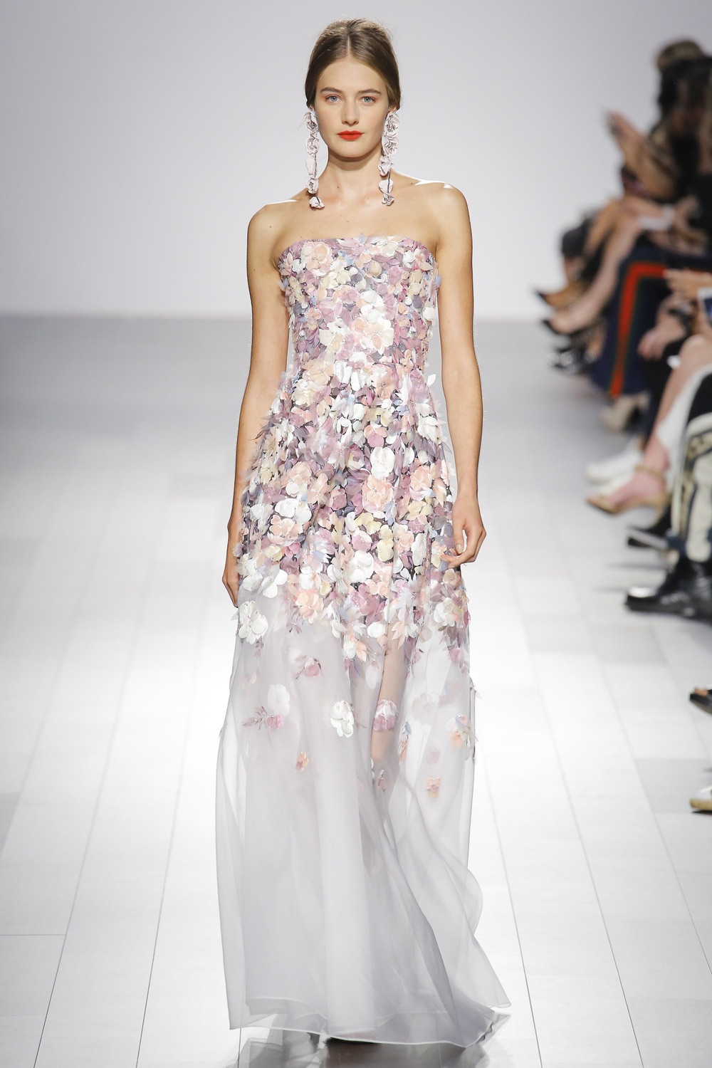 Badgley Mischka New York Fashion Week SS18