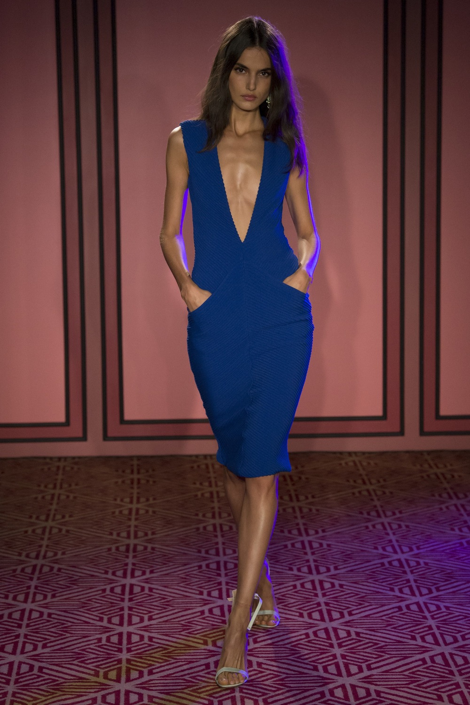 Brandon Maxwell New York Fashion Week SS18