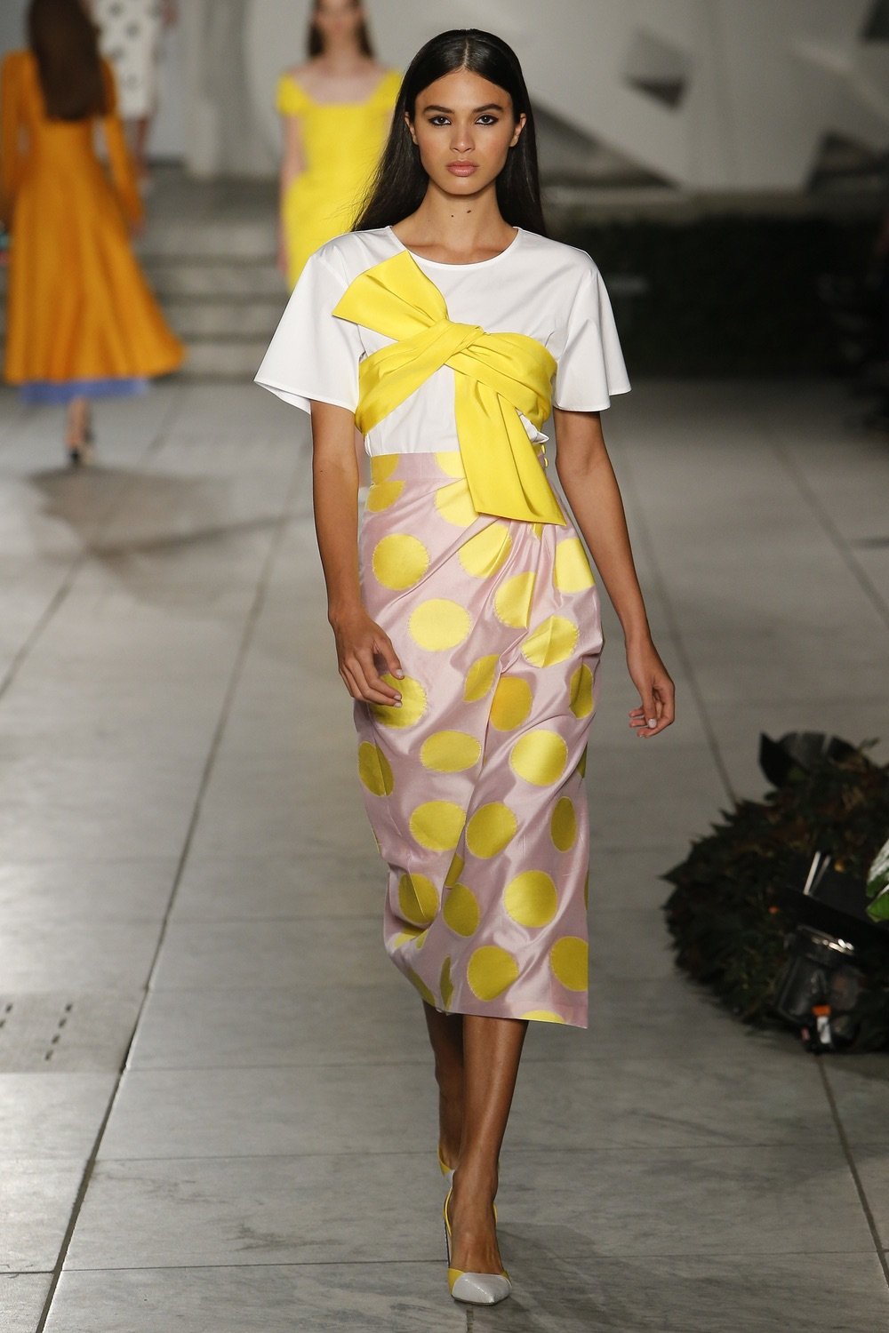 Carolina Herrera New York Fashion Week SS18