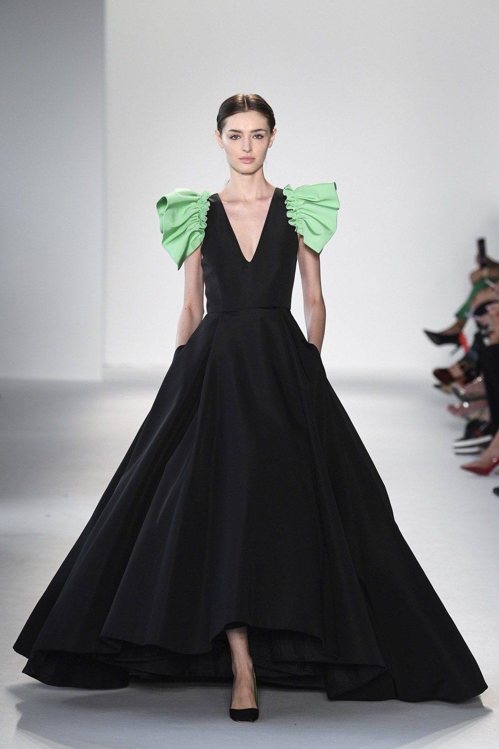 Christian Siriano New York Fashion Week SS18
