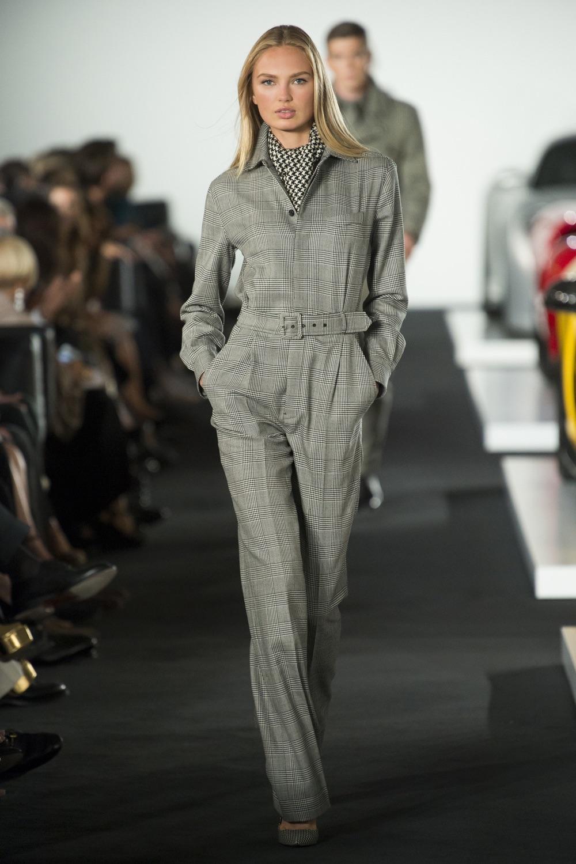 Ralph Lauren New York Fashion Week SS18