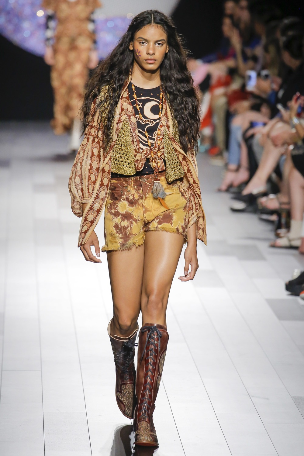 Anna Sui New York Fashion Week SS18
