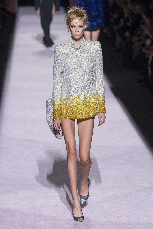 Tom Ford New York Fashion Week SS18