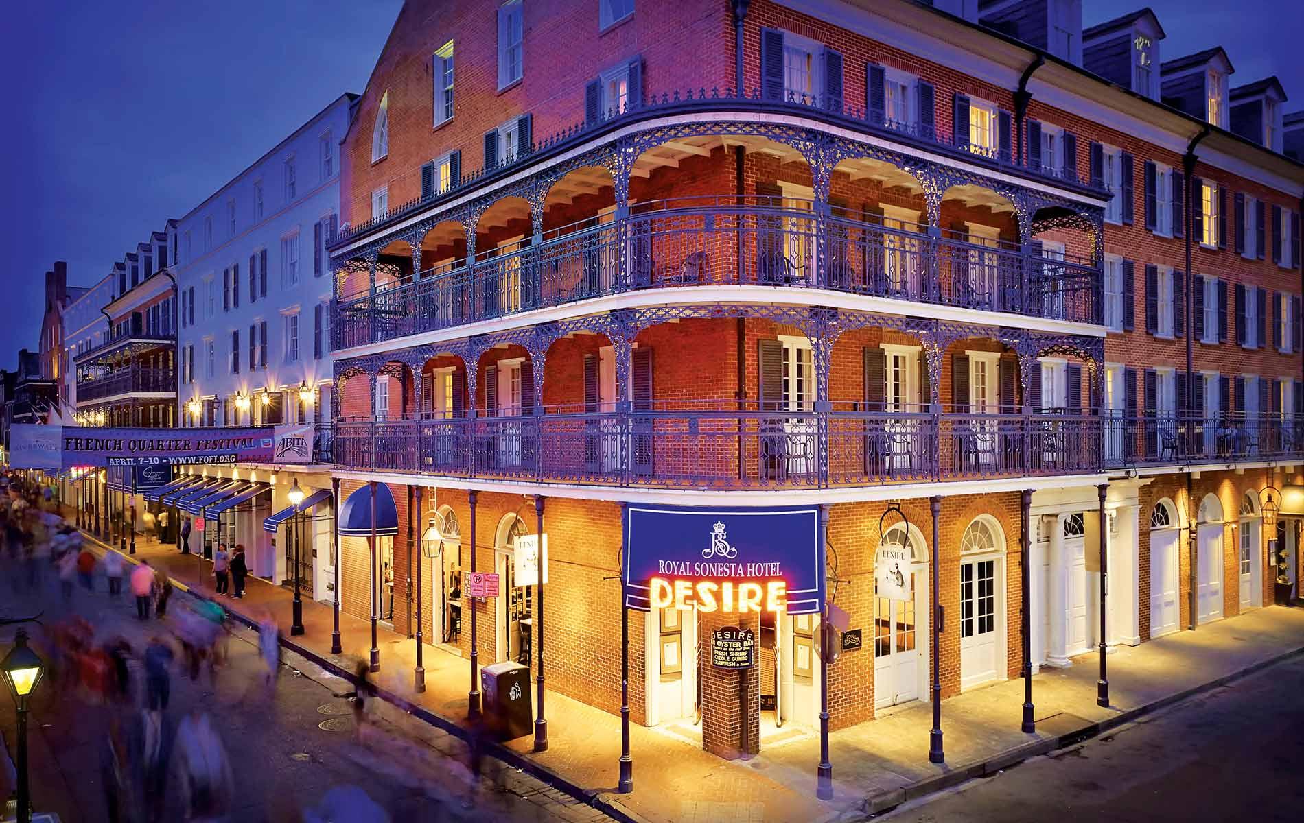 Royal Sonesta; New Orleans