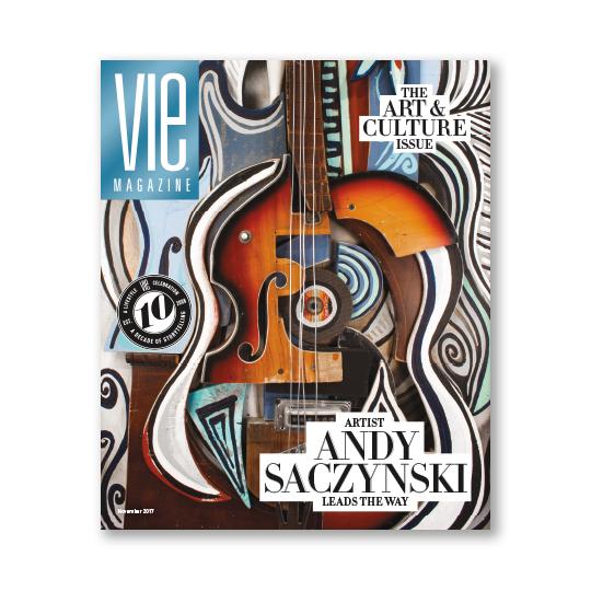 VIE Magazine – Subscribe Now!