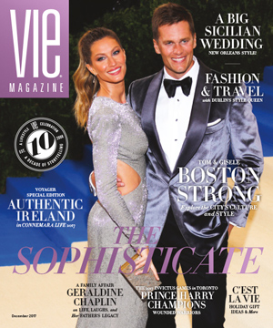 VIE Magazine, The Sophisticate Issue, December 2017