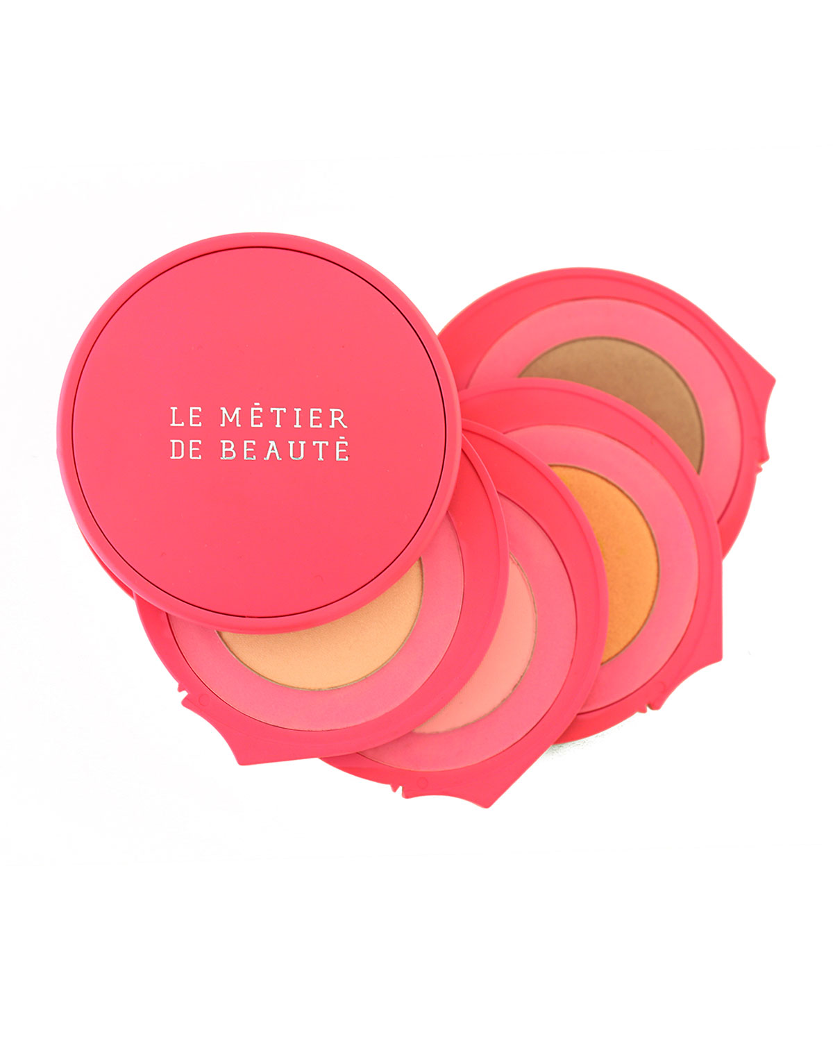 Le Metier de Beauté breast cancer awareness makeup palette