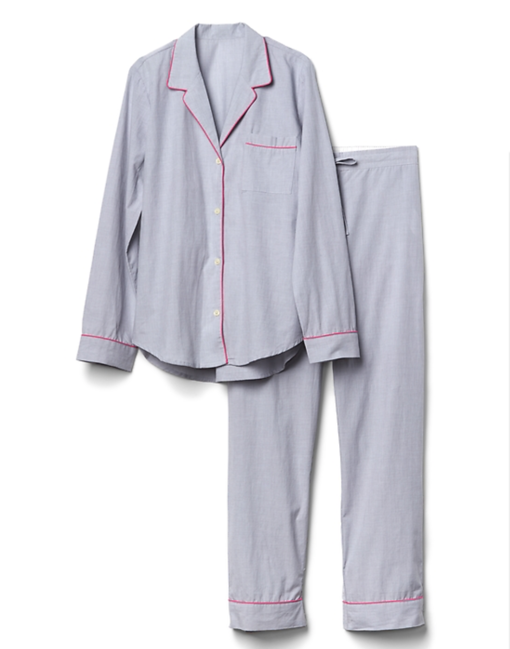 Gap Breast Cancer Awareness 2017 pajamas