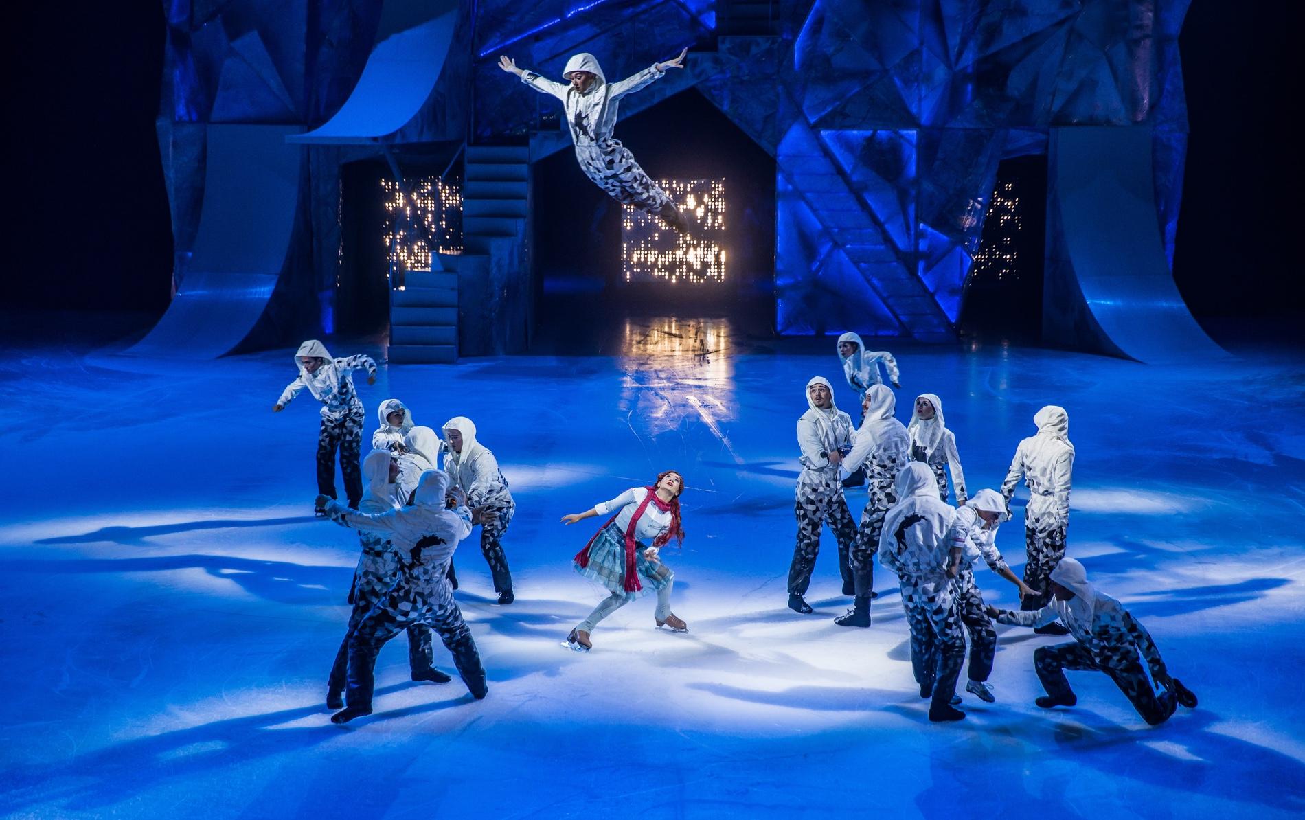 Cirque du Soleil Crystal 2017 Tour Dates