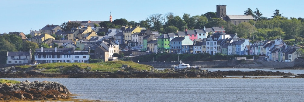 Connemara Life, Roundstone, harbor