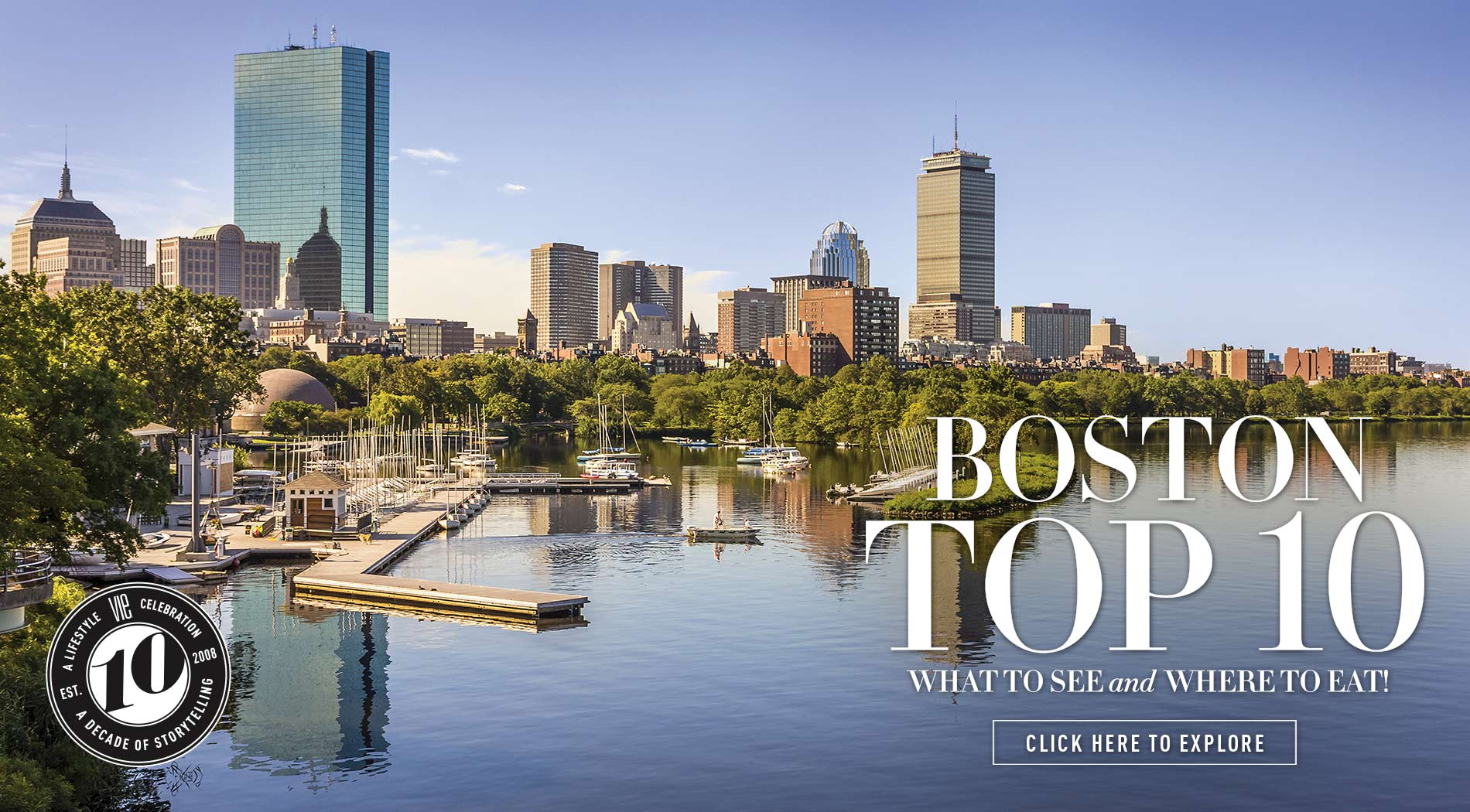 VIE Magazine, The Sophisticate Issue, December 2017, Boston Travel Guide