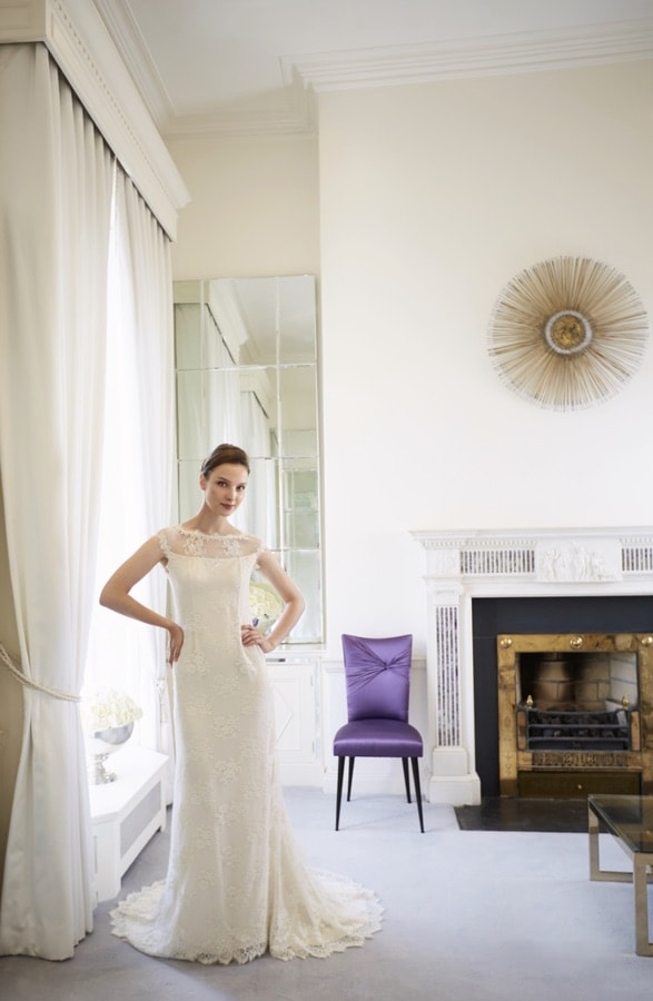Bridal Designs by Louise Kennedy. VIE Magazine. The Sophisticate Issue