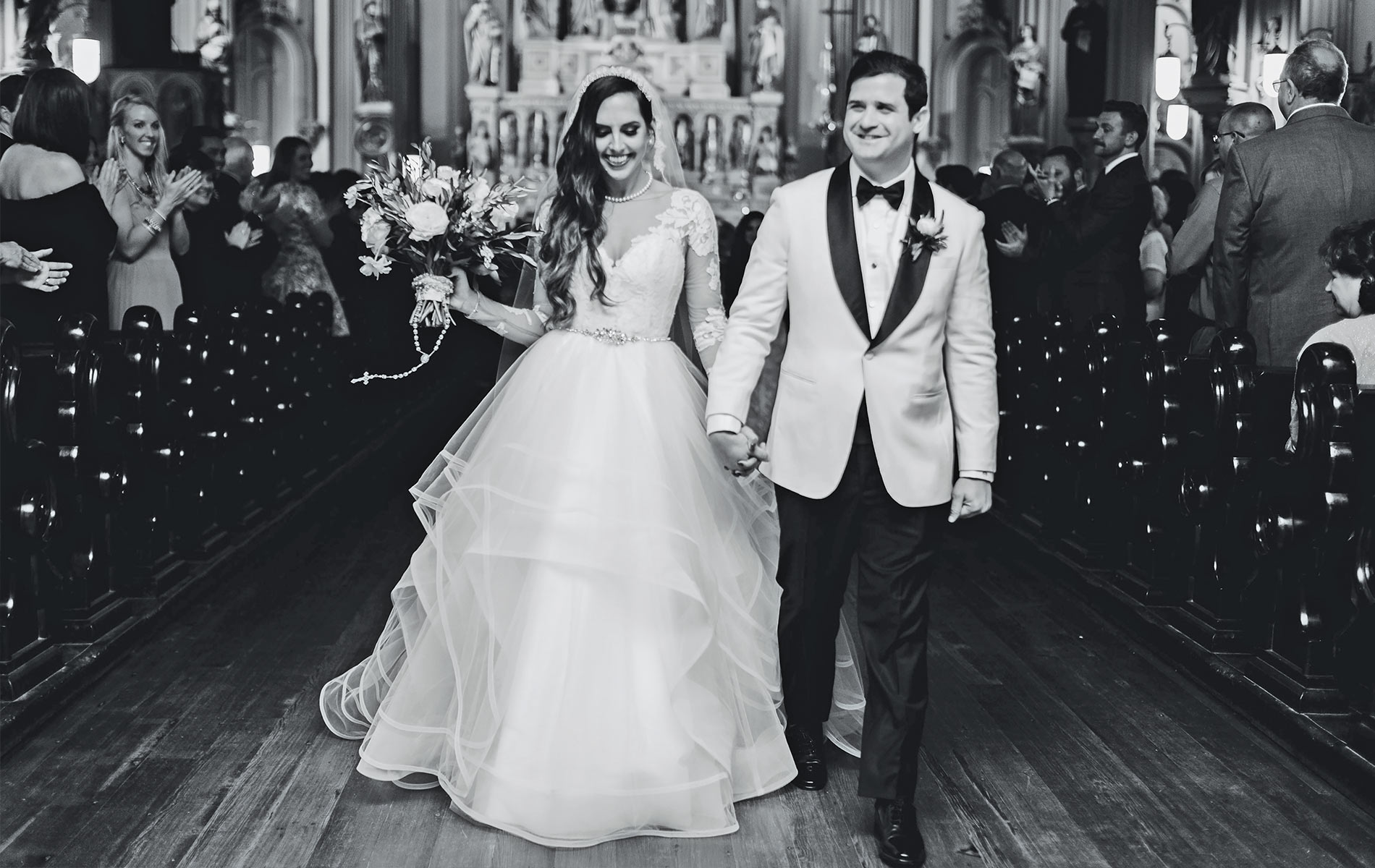 A Sicilian-Style Wedding with New Orleans Flair - VIE Magazine