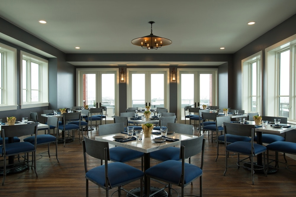 The Watch: Rooftop Kitchen & Spirits, The Restoration Hotel, Charleston, South Carolina