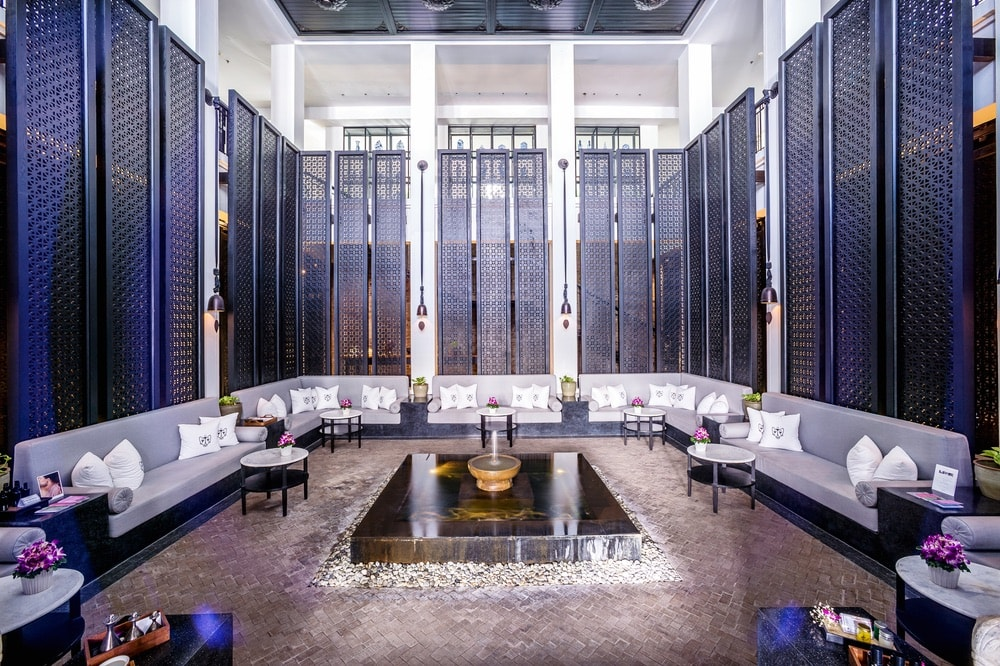 Bangkok Top Spas; Thailand; The Siam Hotel; Opium Spa
