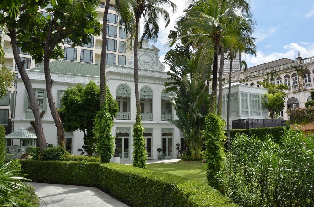 Bangkok Top Spas; Thailand; Oriental Spa