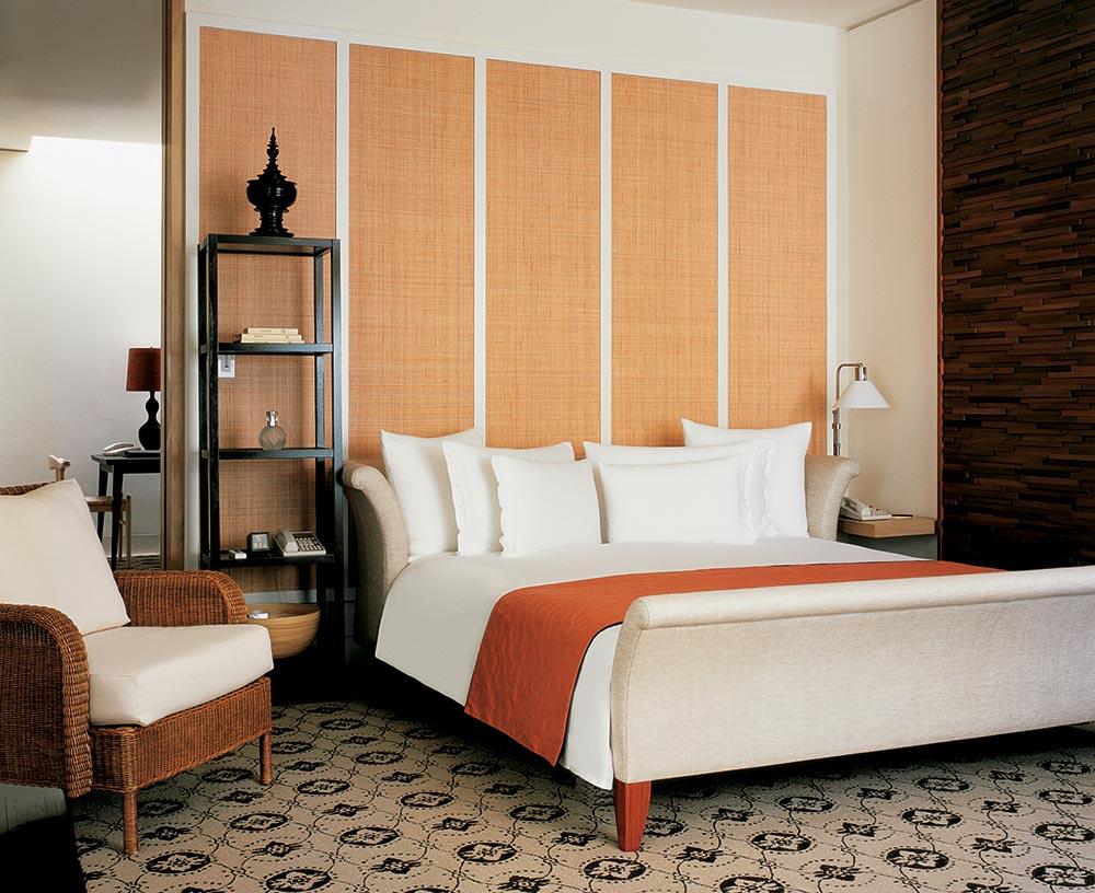 Bangkok Top Spas; Thailand; I.Sawan; bedroom