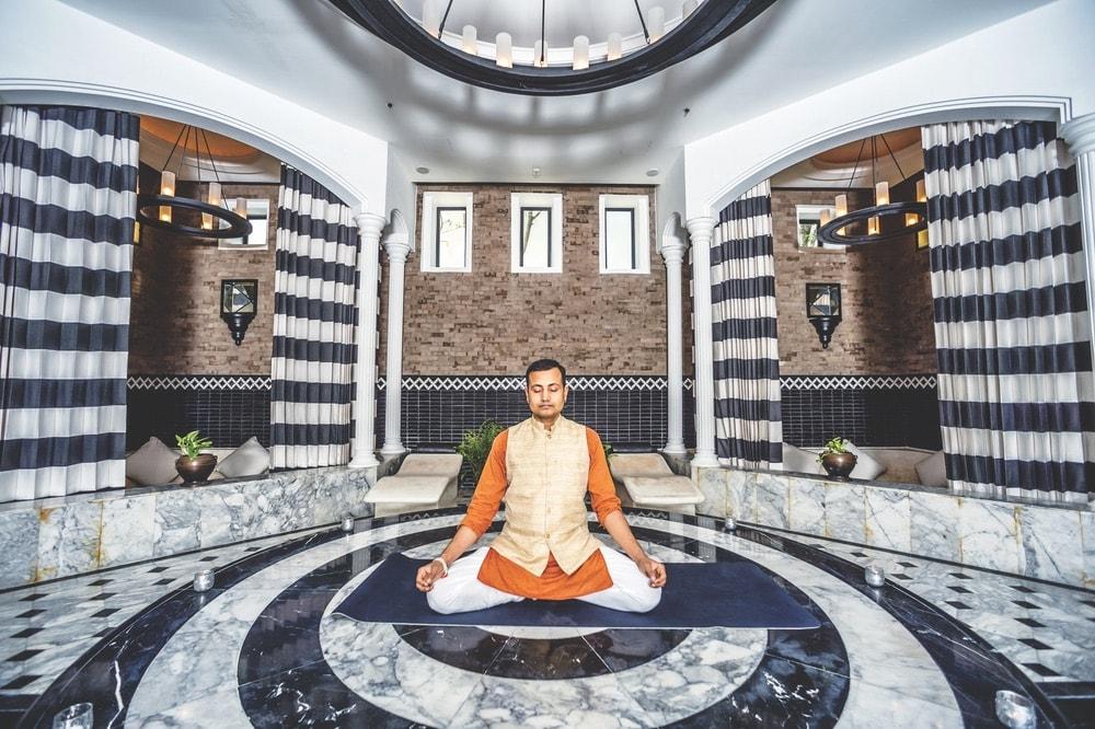 Bangkok Top Spas; Thailand; The Siam Hotel; Opium Spa; meditation