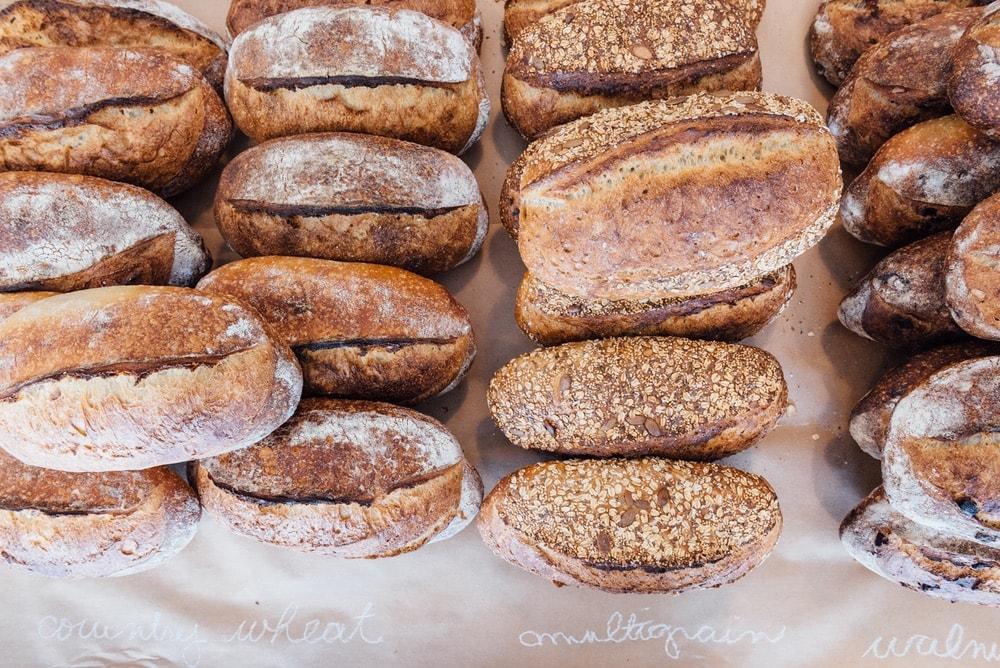 Fresh artisan breads available daily at Zak the Baker. Photo courtesy of Zak the Baker