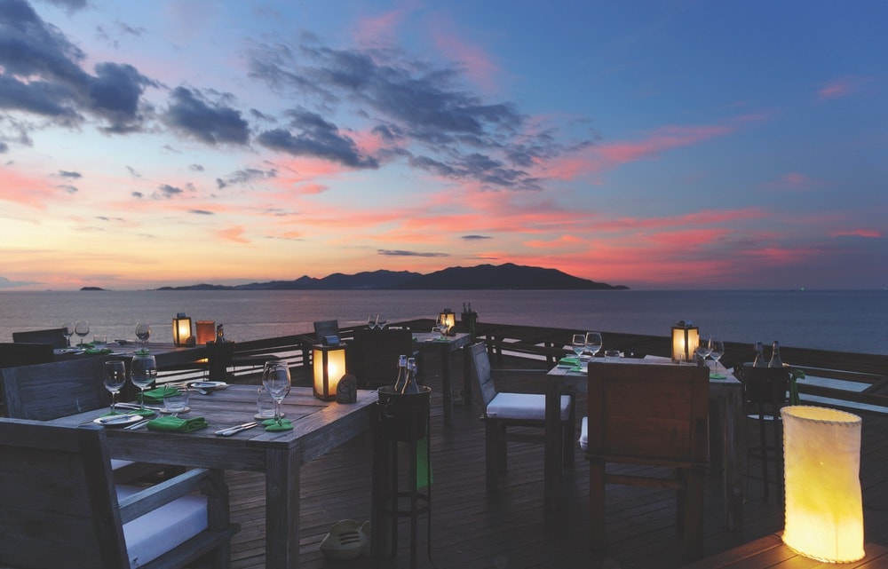 Sustainable Lifestyle in Thailand; Koh Samui; Six Senses Samui; view
