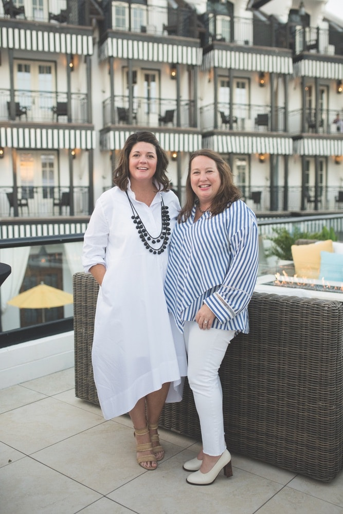 The Southern C founders Whitney Long and Cheri Leavy