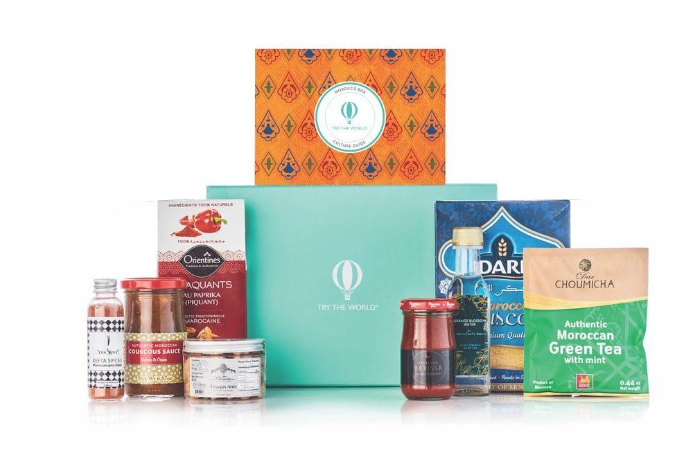 Try the World Gourmet Foods Subscription VIE Magazine Destination Travel 2018 Cest la VIE