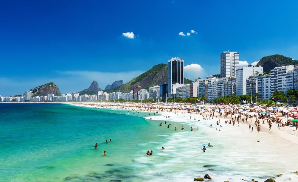 Copacabana Beach, Buzios, Brazil