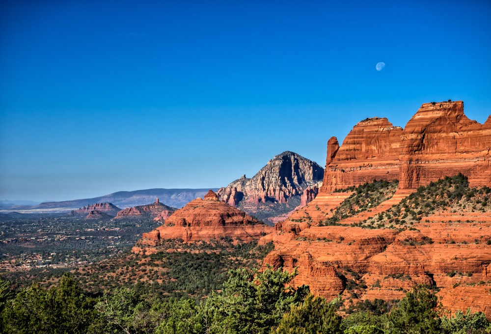 Rock formations at Sedona, Arizona Sedona, Arizona