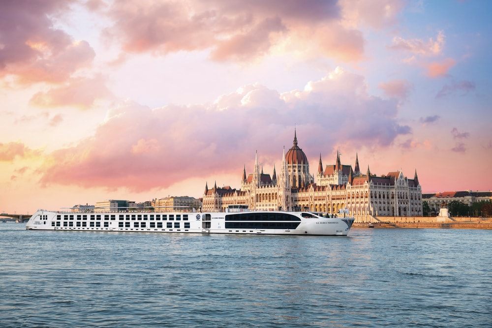 S.S. Maria Theresa in Budapest VIE Magazine Destination Travel