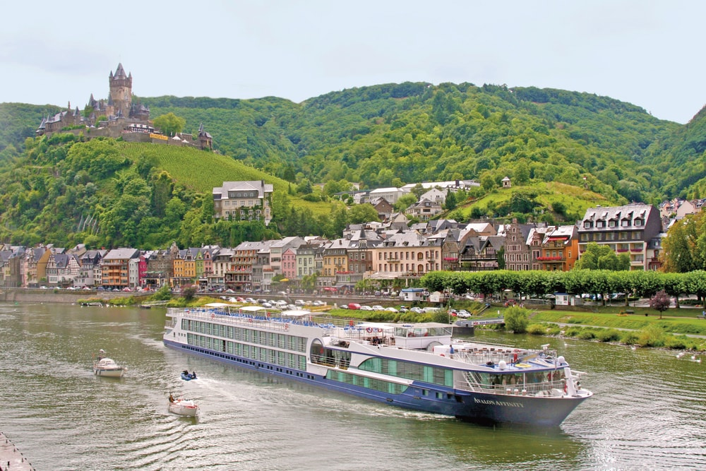 Avalon Affinity in Germany on the Moselle River VIE Magazine Destination Travel