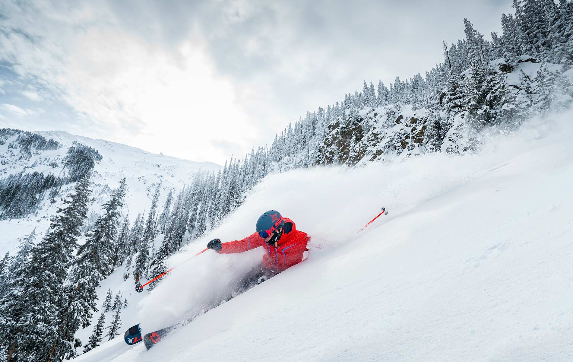 Taos Ski Valley is the perfect place for adventure lovers or those looking for a relaxing day at the spa after time spent on the slopes—you might even make some new friends!